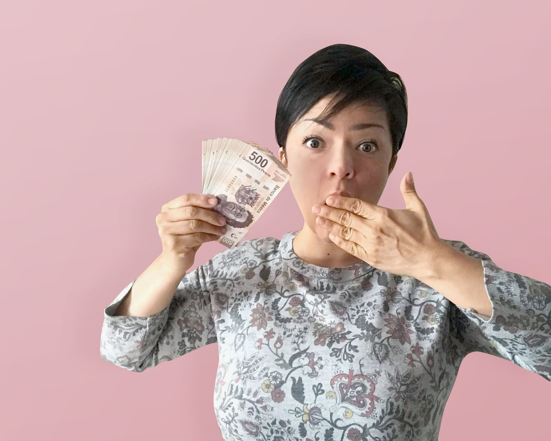 Hablemos de dinero con Vero Carranza